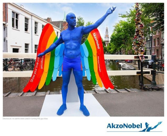 AkzoNobel Gay Pride 2014