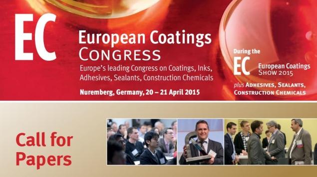 European Coatings Congress 2015