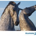The Kelpies AkzoNobel