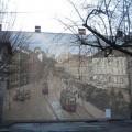 tramwaje mural Bielsko-Biała