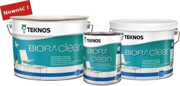 Biora Clean Teknos