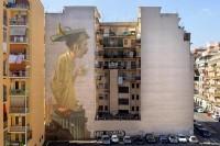 mural w Rzymie