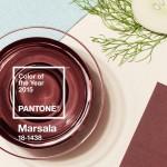 Kolor Roku 2015 Pantone