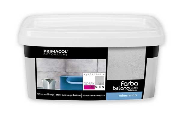 farba betonowa Primacol Decorative