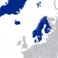 ekologia oznaczenia kraje nordyckie