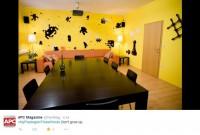 nie dorastaj czyli sala konferencyjna dla duzych chlopcow