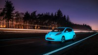 Nissan LEAF Smart Highway