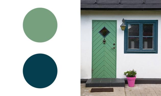 malowanie drzwi