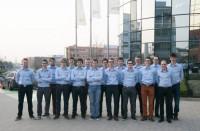 Zespół Punch Powertrain Solar Team. Fot. arch. Cromax