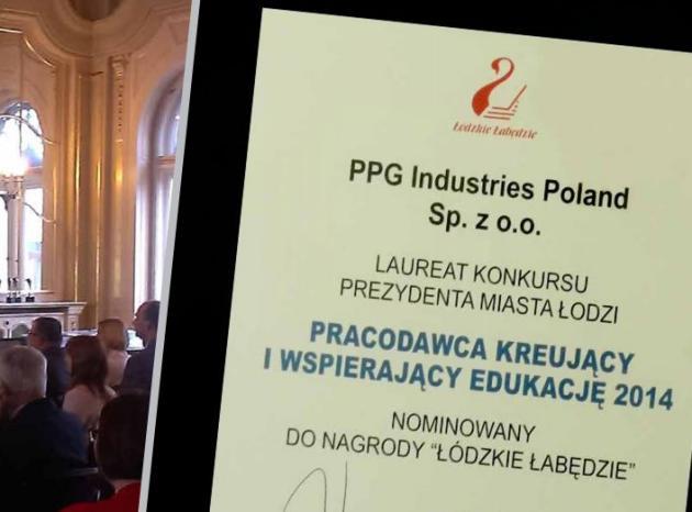 PPG Łódzkie Łabędzie