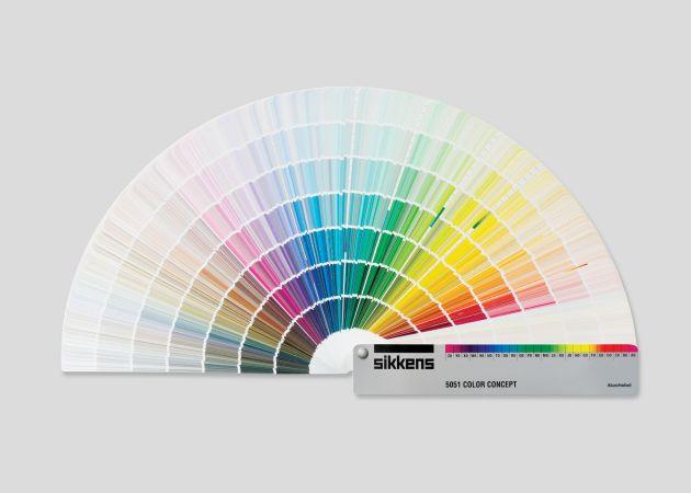 5051 Color Concept Sikkens