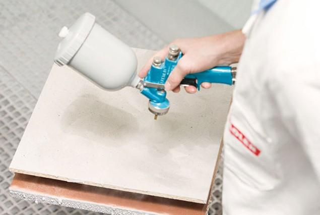 adler betoneffekt lakierowanie