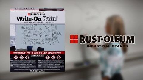 Rust-Oleum Write-On Paint