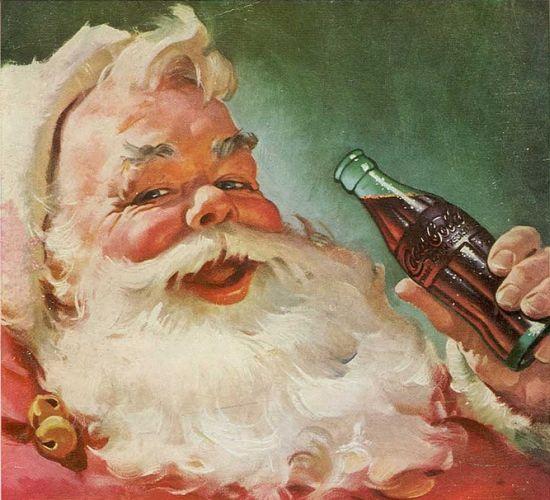 Fragment reklamy Coca-Coli z 1955 roku. Fot. twm1340 / Foter.com / CC BY-SA
