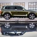 kolory samochodów Detroit Auto Show