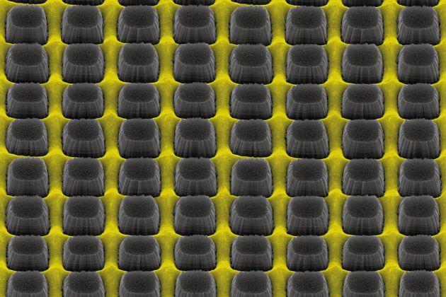 nanopowłoka optoelektronika