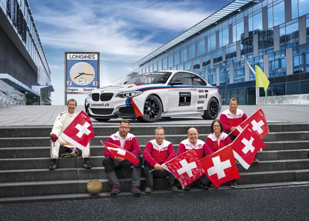 spies hecker switzerland_wankdorf BMW M235i Boss