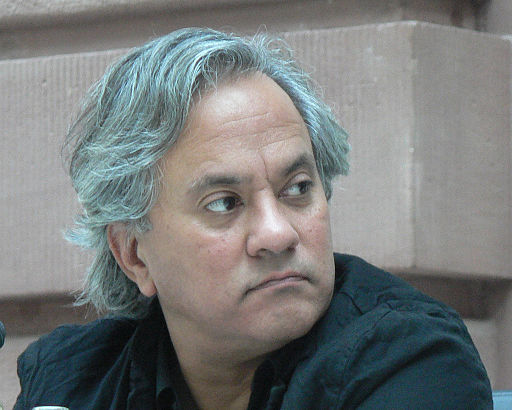 Sir Anish Kapoor. Fot. team art in berlin / Wikimedia Commons