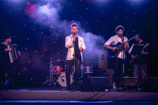 Galę uświetnił swoim występem Steffano Terazzino wraz z zespołem. Fot. arch. Flügger
