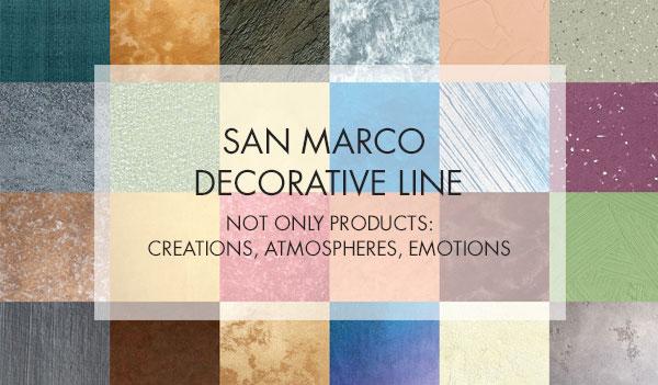 San Marco Decorative Line nowa strona