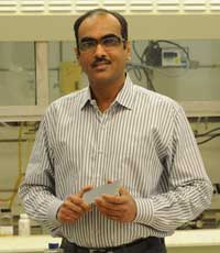 Prof. Vijay Mannari. Fot. arch. Eastern Michigan University