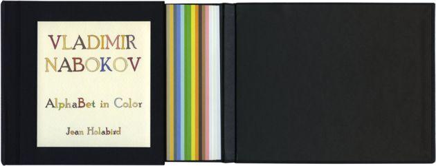 alfabet Vladimir Nabokov synestezja