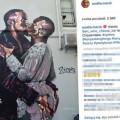 Kanye West mural