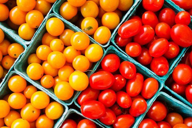 kolor z talerza Resene jedzenie