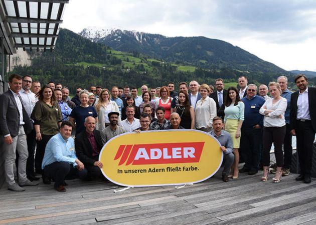 spotkanie sprzedawców Adler