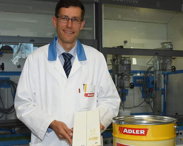 Dr Albert Rössler. Fot. arch. Adler