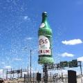 butelka St. Louis Vess renowacja