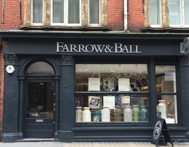 Farrow & Ball 70. urodziny
