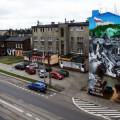 akcja muralowa Kabe Pabianice