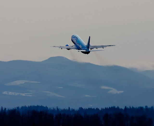Boeing powłoka antyoblodzeniowa