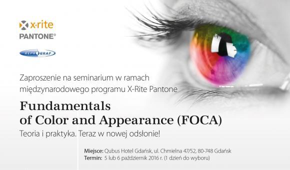 Reprograf seminarium FOCA