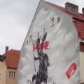 akcja muralowa Kabe mural