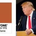 Donald Trump Pantone