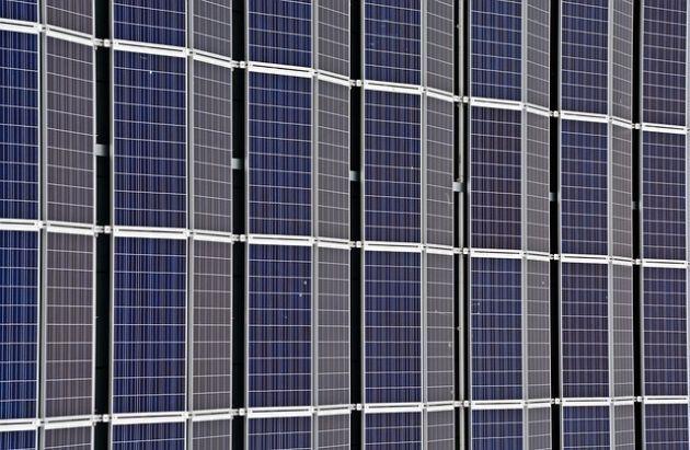 energetyka słoneczna powłoki