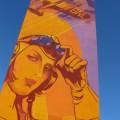 mural Gdańsk Zaspa Primacol