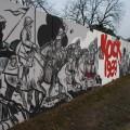 Legionowo największy mural historyczny
