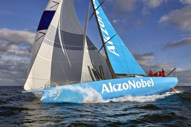 AkzoNobel Volvo Ocean Race