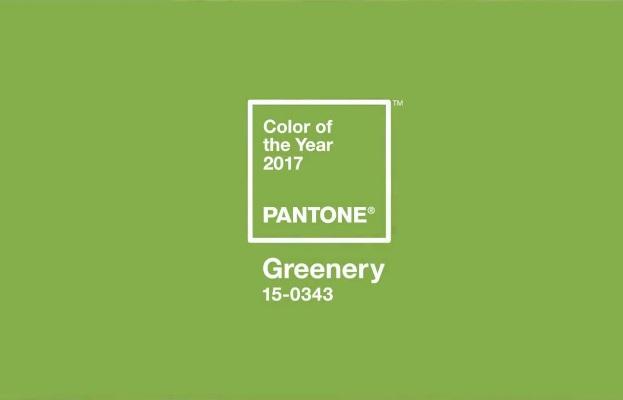 Kolor Roku 2017 Pantone