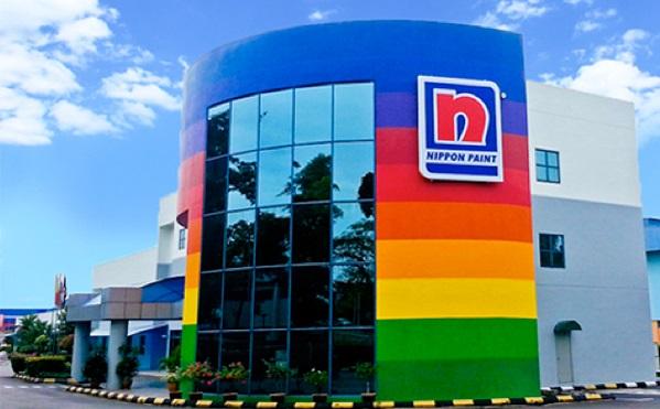 Nippon Paint Dunn-Edwards rynek amerykański