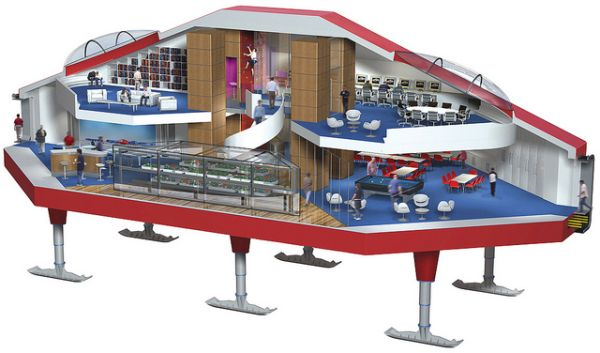 stacja arktyczna Halley VI