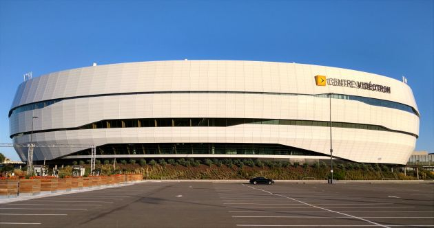 Centre Vidéotron PPG