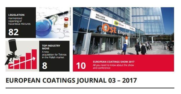 European Coatings Journal