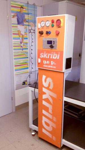 SKRIBI drukarka 3D tynk
