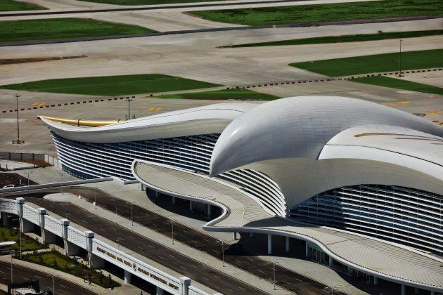 lotnisko Turkmenistan Alesta SD