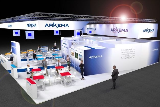 Arkema European Coatings Show 2017