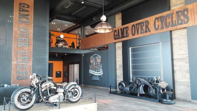 Benjamin Moore Harley-Davidson